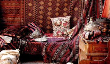 History of Anatolian Carpets