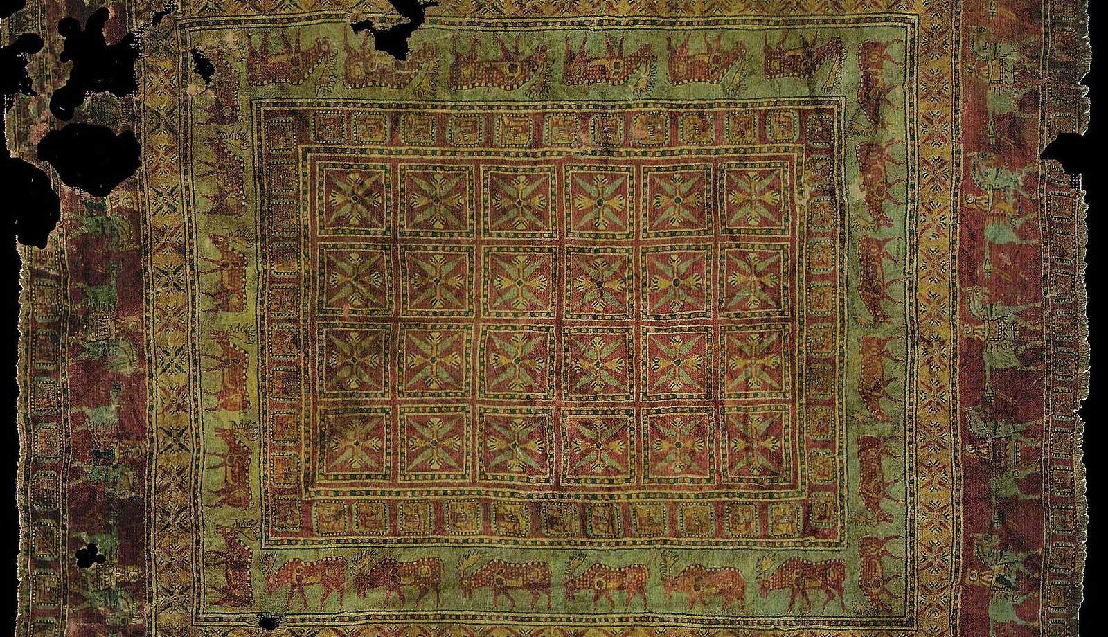 The Pazyryk Carpet