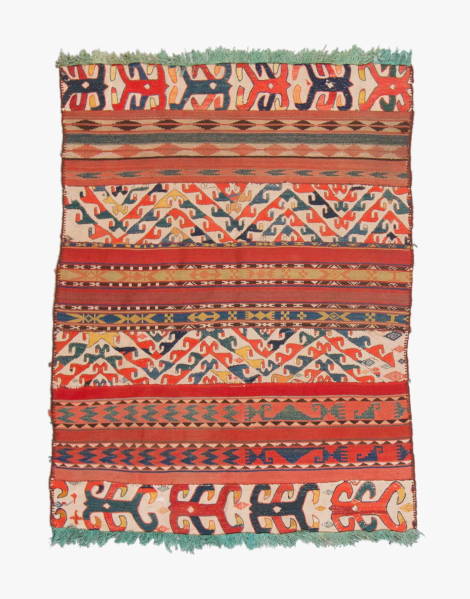 Uzbek Ghudjeri Kilim