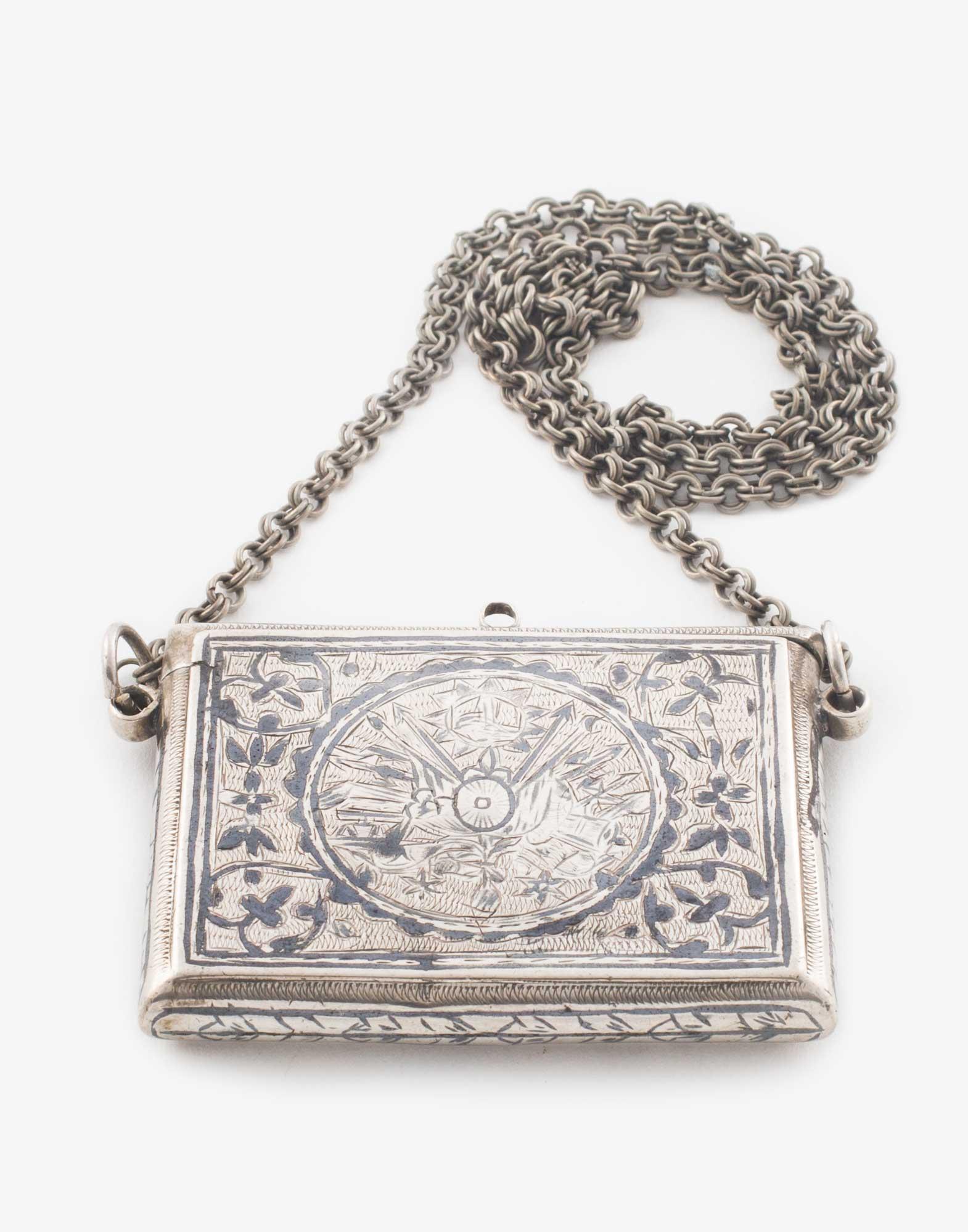 Antique Ottoman Silver Amulets