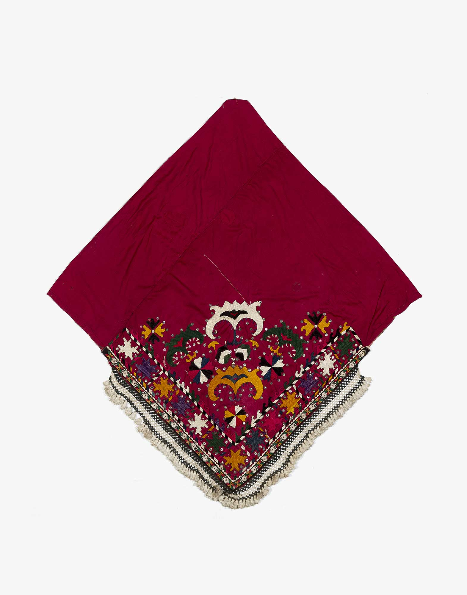 Vintage Uzbek Suzani Bohça Dowry Pack